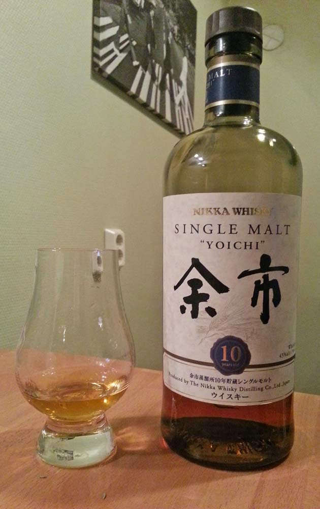 WhiskyRant! review of Yoichi 10 year old single malt