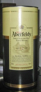 Aberfeldy 12 year old review