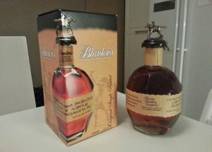Blanton's Original Single Barrel Bourbon review