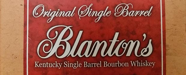 Blanton's Single Barrel Bourbon from Frankfort, Kentucky