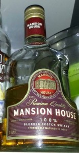 Mansion House Blended Scotch whisky review