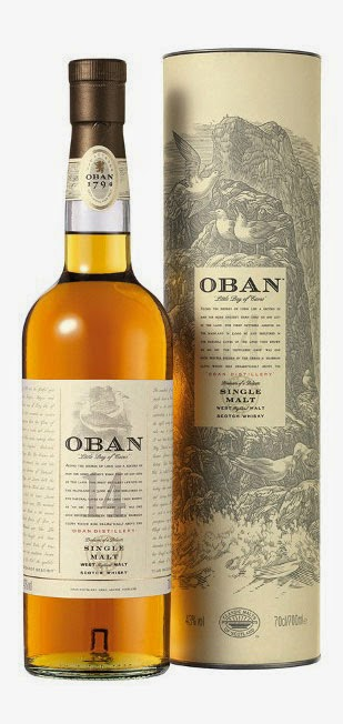 WhiskyRant review of Oban 14YO single malt whisky from Highland