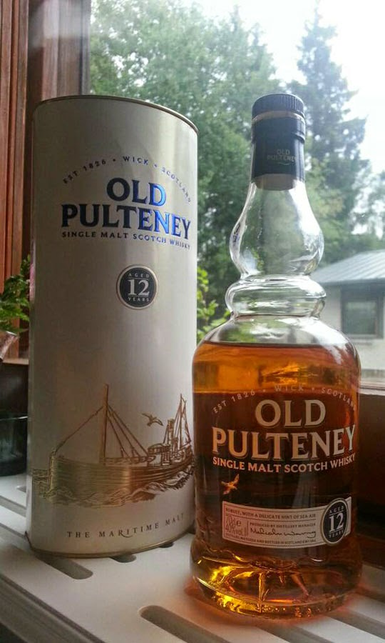 Whisky Review: Old Pulteney 17 Year Old Whisky - YouTube