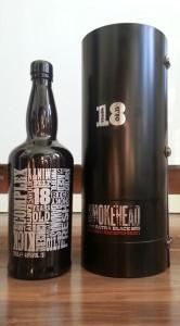 Smokehead Extra Black 18 year old single malt whisky from Islay