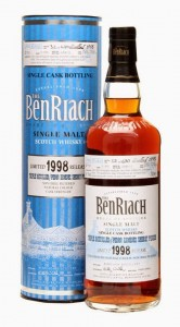 BenRiach 15 year old Single Cask Release 1998 review