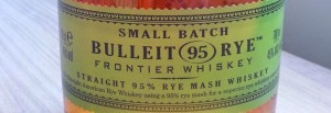 Bulleit Rye 95 Frontier Whiskey