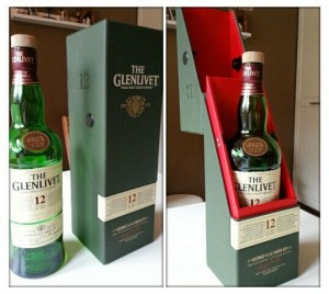 Glenlivet 12 year old single malt whisky review