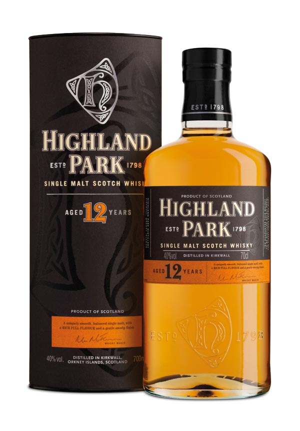 Highland Park 12 year old review