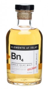 Elements of Islay Bn4 whisky review
