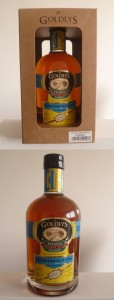 Goldlys Pedro Ximenez 12YO double still whisky review