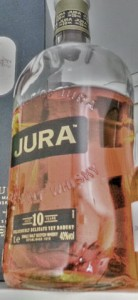 Jura 10 year old whisky review