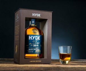 Hyde 10YO Presidents cask Irish single malt whiskey
