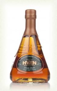 Spirit of Hven Seven Stars no.2 single malt whisky by Backafallsbyn distillery