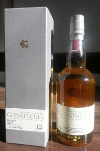 Glenkinchie 12 year old single malt whisky review