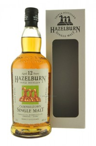 Hazelburn 12yo Triple Distilled single malt whisky review