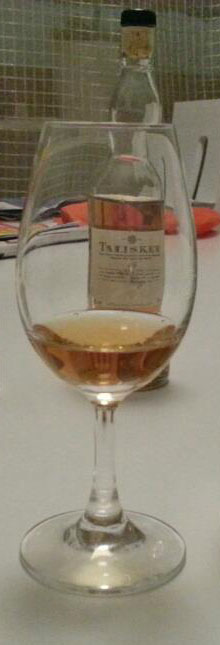 Talisker 10 year old whisky review