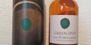 Green Spot Triple Distilled Irish Whiskey