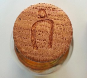 Mackmyra whisky bottle's cork