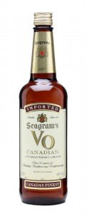 Seagram's VO Canadian blended whisky review
