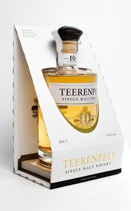 First Finnish 10 year old single malt whisky | Teerenpeli 10yo