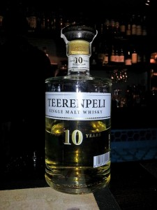 Teerenpeli 10 year old single malt whisky review