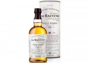 Balvenie 15yo Single Barrel whisky review