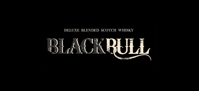 Black Bull whisky logo