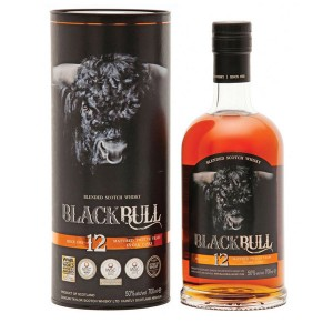Black Bull 12 year old blended whisky review