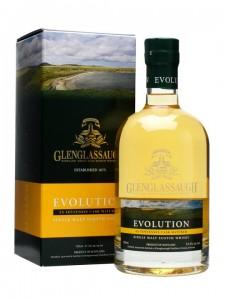 Glenglassaugh Evolution cask strength whisky review
