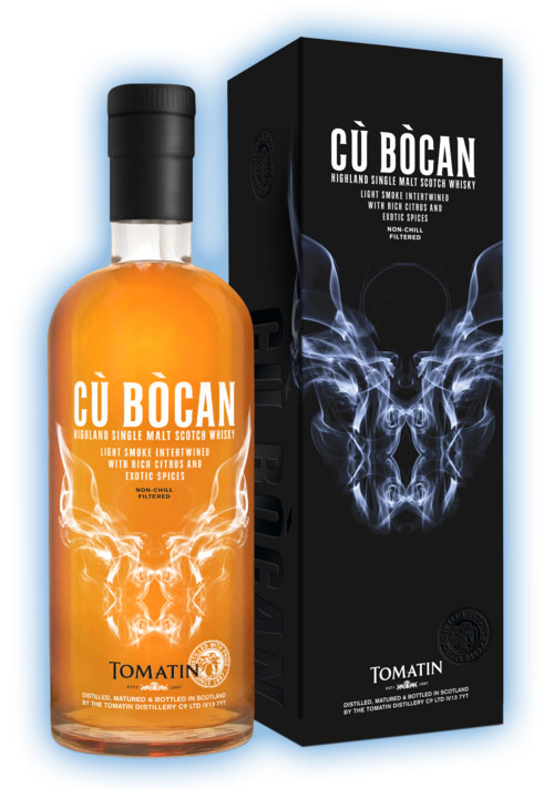 Tomatin Cu Bocan single malt whisky review