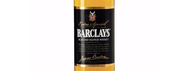 Barclays Blended whisky logo