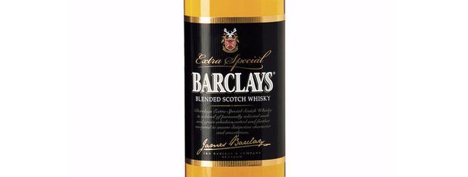 Barclays Blended whisky logo