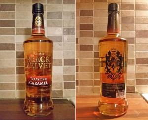 Black Velvet Toasted Caramel Whisky Liqueur review