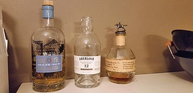 how to make bad whiskey taste good