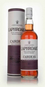 Laphroaig Cairdeas Port Wood review from Feis Ile 2013