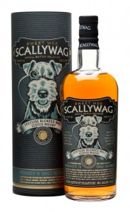 Scallywag small batch blended malt whisky review
