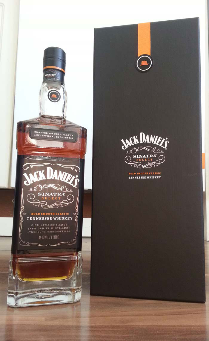 Sinatra Select by Jack Daniel's Tennessee Whiskey