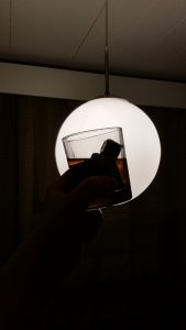 Whisky stones in my favorite tumbler