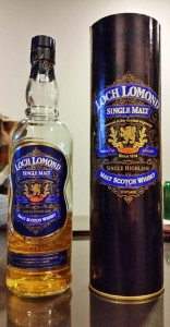 Loch Lomond Single Malt Whisky review