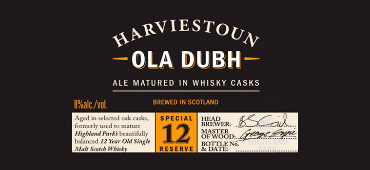 Ola Dubh 12 review – amazing ale aged in whisky casks