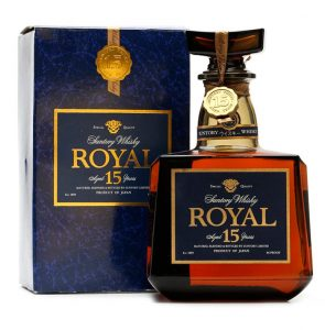 Suntory Royal 15yo photo from Whisky Auction
