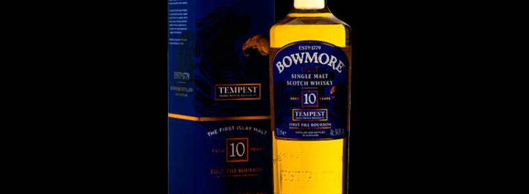Bowmore Tempest 10YO review