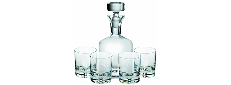 Buy whiskey decanter set online