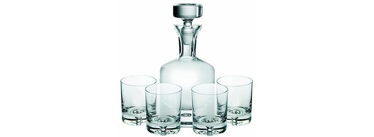 Buy whiskey decanter set online