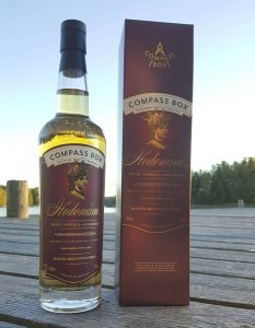 Compass Box Hedonism Whisky review - Blended Grain