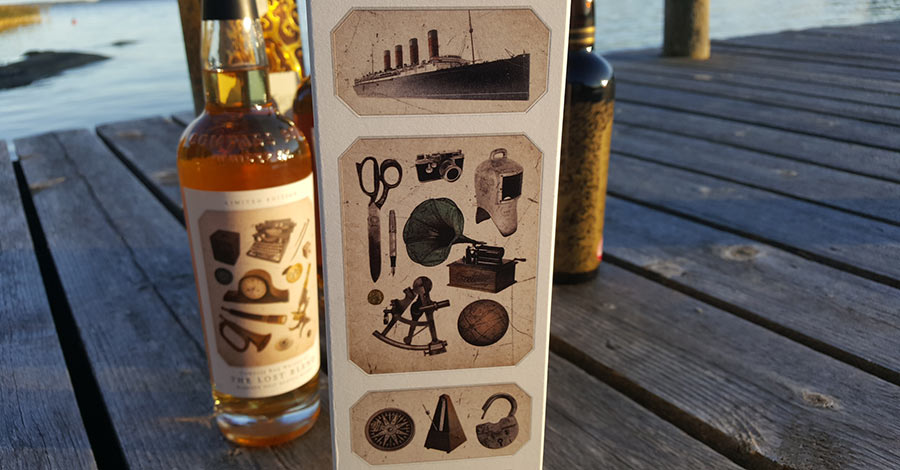 Compass Box The Lost Blend whisky review