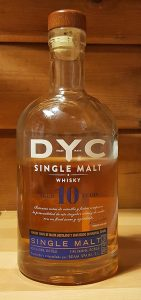 DYC 10YO Spanish single malt whiskey review
