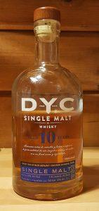 DYC 10YO Spanish single malt whiskey review