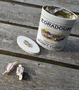 Edradour Highland Whisky Fudge - Hand made fudge
