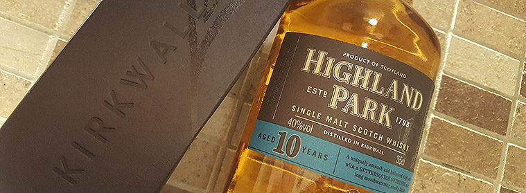 Highland Park 10YO review